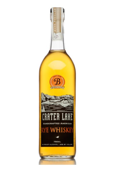 Cascade Auto Group >> Crater Lake Rye Whiskey Price & Reviews | Drizly