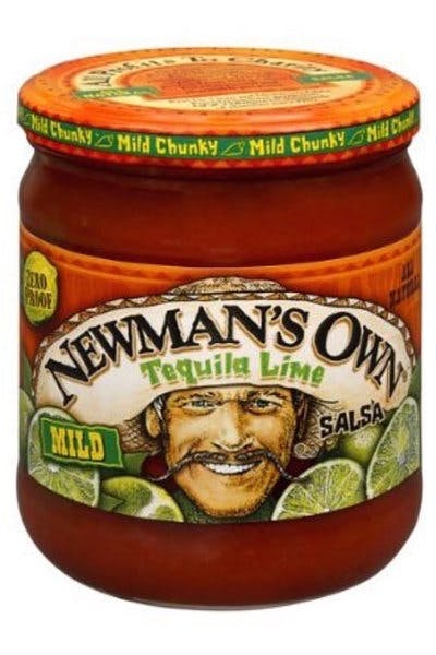 Newman's Own Tequila Lime Salsa