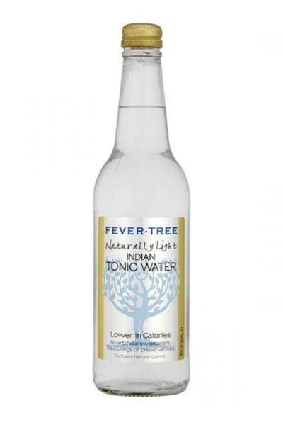 Fever Tree Naturally Light Indian Tonic Water