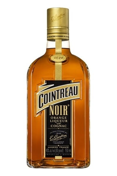 Cointreau Noir Orange Liqueur