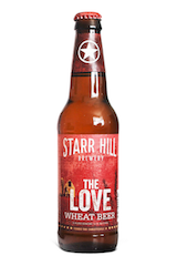 Starr Hill The Love Wheat Beer