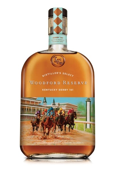 Woodford Reserve Kentucky Derby Whiskey