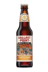Ballast Point Pumpkin Down