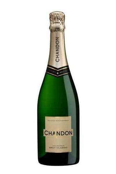 Domaine Chandon Brut Classic Price & Reviews | Drizly