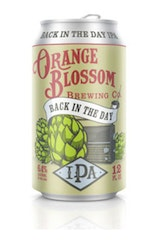Orange Blossom Back in the Day IPA