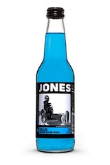Jones Soda Blue Bubble Gum