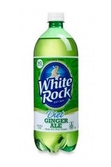 White Rock Diet Ginger Ale