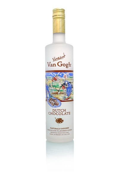 Van Gogh Chocolate Vodka
