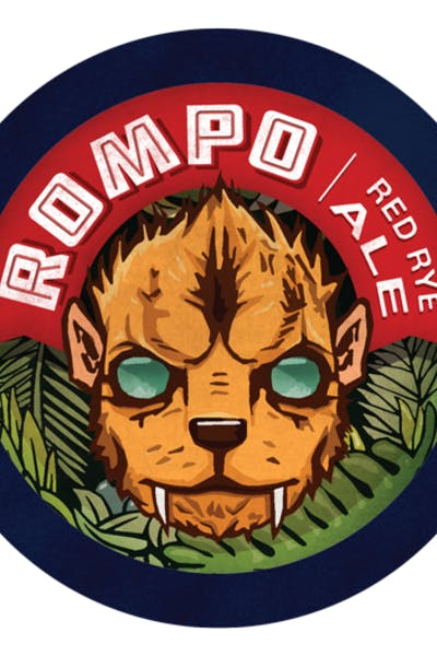 Jackalope Rompo Red Rye Ale