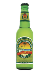 Reed's Premium Ginger Brew Ginger Ale