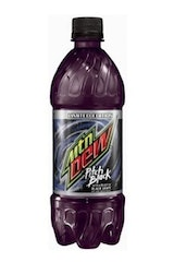 Mountain Dew Pitch Back