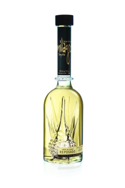 Milagro Tequila Barrel Select Reserve Reposado