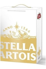 Stella Artois + 2 Chalice Holiday Gift Pack