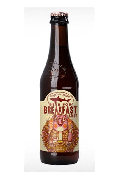 Dogfish Head Beer For Breakfast Stout