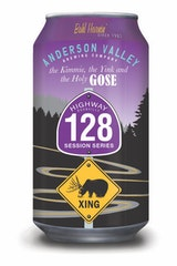 Anderson Valley The Kimmie, The Yink, & The Holy Gose