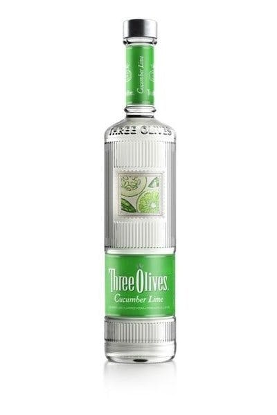 Three Olives Cucumber Lime