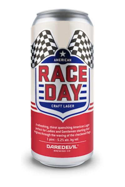 Daredevil Race Day
