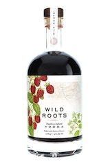 Wild Roots Red Raspberry Vodka