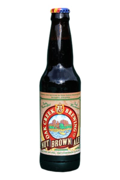 Oak Creek Nut Brown Ale