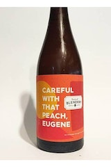 Careful With That Peach Eugene