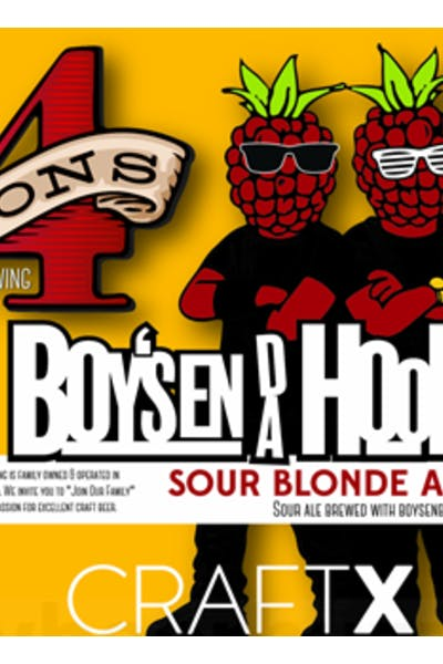 4 Sons Sour Blonde