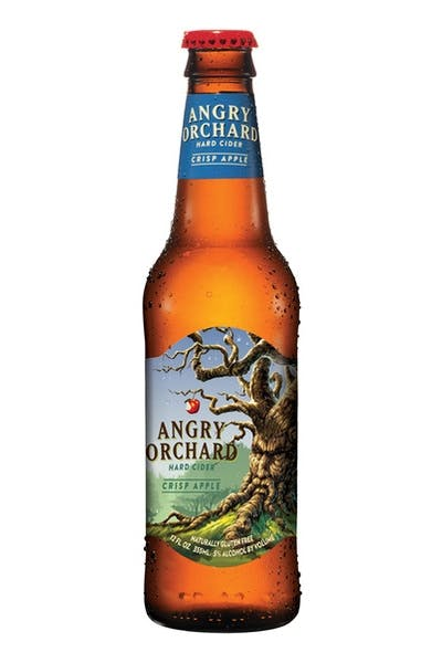 Angry Orchard Crisp Apple Cider