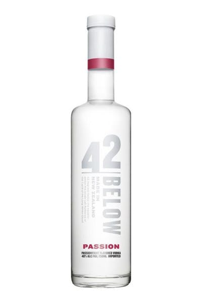 42 Below Passion Vodka