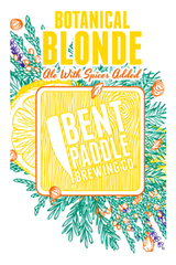 Bent Paddle Botanical Blonde Ale