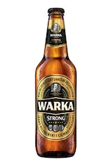 Warka Premium Strong Lager