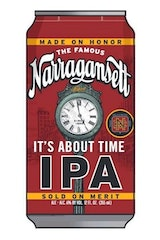 Narragansett Its About Time IPA