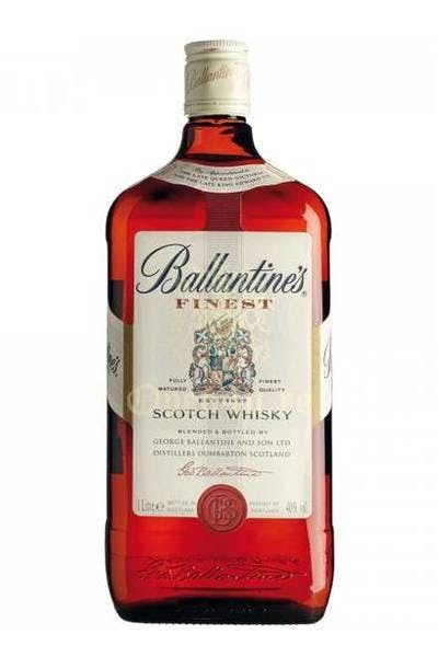 Ballantine's Finest Scotch Whiskey