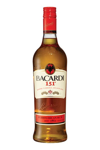 Image result for bacardi 151