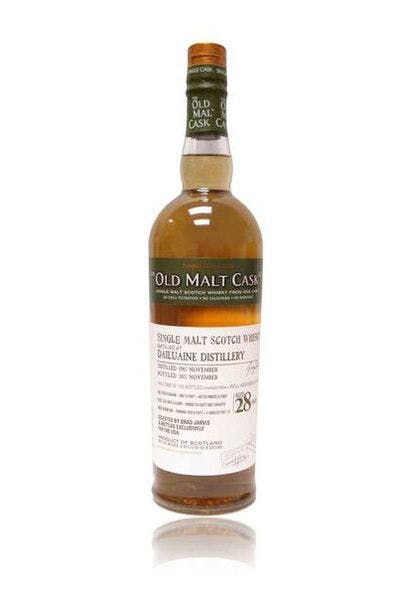 The Old Malt Cask Dailuaine 28 Year