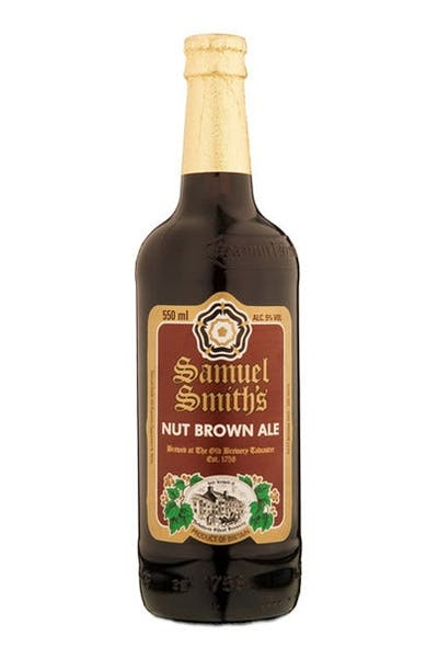 Sam Smith Nut Brown Ale