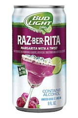 Bud Light Lime Raz-Ber-Rita [discontinued]