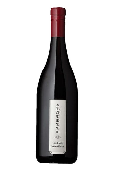 Alouette Pinot Noir Sonoma County