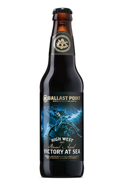 Ballast Point High West Barrel-Aged Victory at Sea
