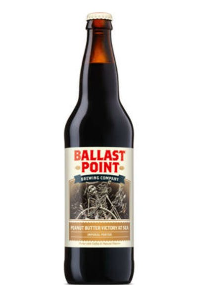 Ballast Point Peanut Butter Cup Victory At Sea
