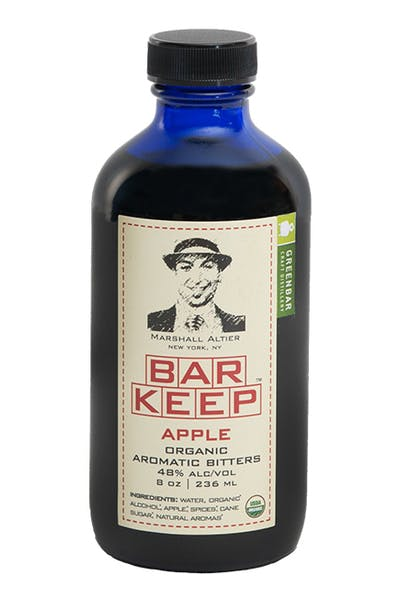 Bar Keep Apple Bitters from Greenbar Distillery