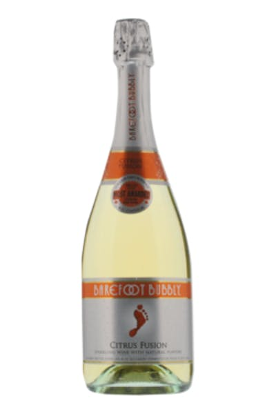 Barefoot Bubbly Orange