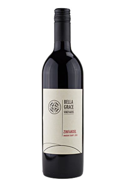 Bella Grace Estate Zinfandel