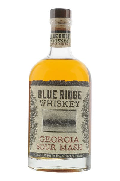 Blue Ridge Sour Mash Whiskey