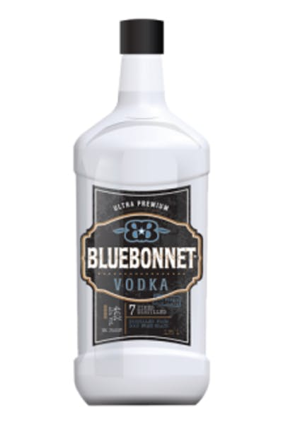 Bluebonnet Vodka