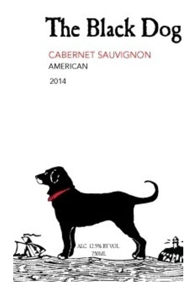 Boston Winery The Black Dog Cabernet Sauvignon