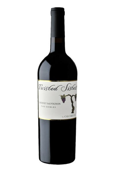Calcareous Twisted Paso Cabernet