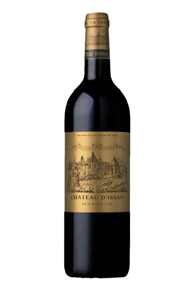 Chateau D'issan Margaux 2009
