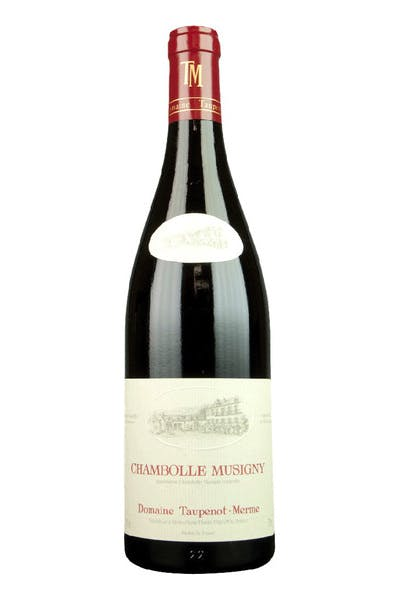 Dom Taupenot Chambolle Musigny