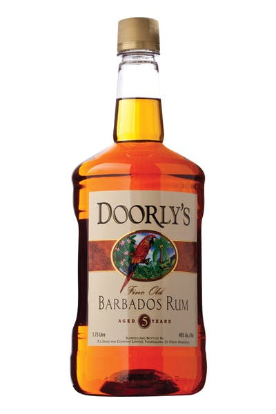 Doorly's 5yo Amber Rum