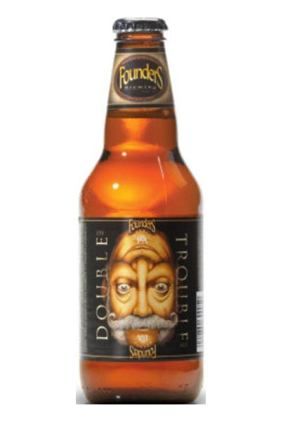 Founders Double Trouble B