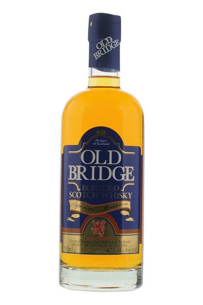 Old Bridge Special Reserve Blended Scotch Whisky